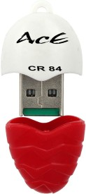 Ace singleslotcardreader84 Card Reader(Multicolor)