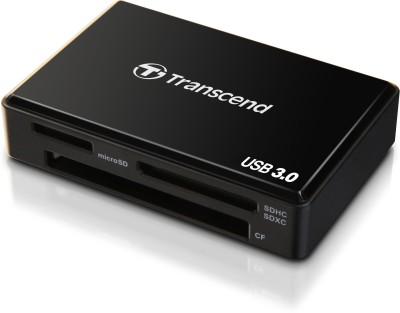Transcend TS-RDF8K Card Reader(Black)