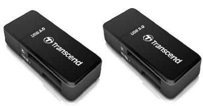 Transcend TS-RDP5K Card Reader(Black)