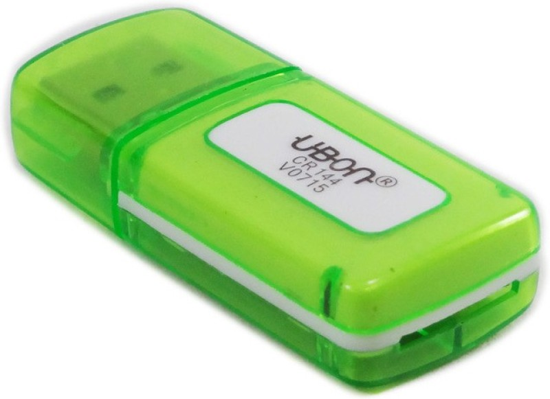 durable CR-14 Card Reader(Green)