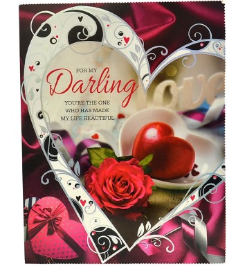Reliable Darling Greeting Card