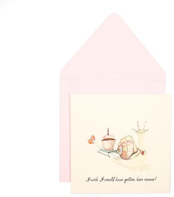 The Papier Project Greeting Card