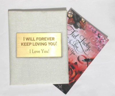 Letz Dezine I Love You Greeting Card