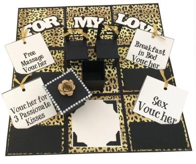 Crack of Dawn Crafts Greeting Card