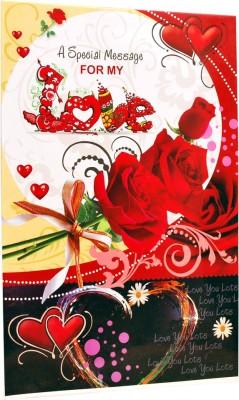 Stylla Greeting Card
