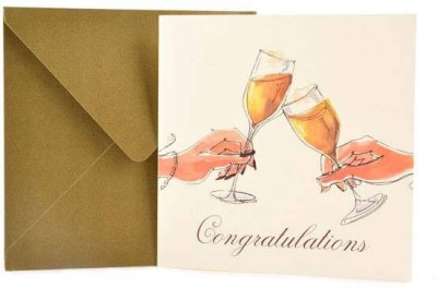 The Papier Project Clink! Greeting Card