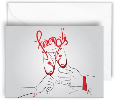 KAARTI SK0390 Greeting Card
