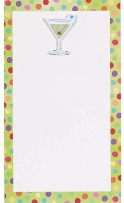 Amscan lets have cocktl Invitation Card(Multicolour, Pack of 8)