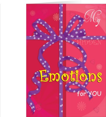 Future Times My Hidden Feelings And Emotions Greeting Card