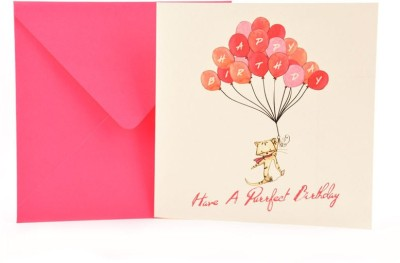 The Papier Project THE PURRFECT BIRTHDAY WISH Greeting Card