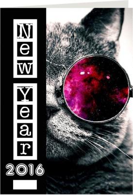 Giftsbymeeta Be Stylish New Year Greeting Card