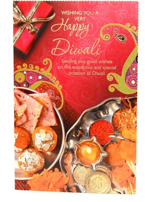 Reliable Festive Diwali Greeting Card