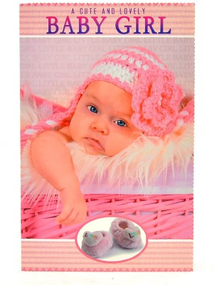 Reliable Sweet Baby Girl Greeting Card