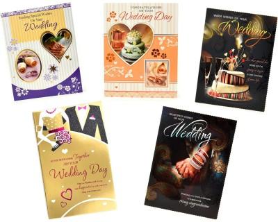 Fashion Envoy Wedding Greeting Card
