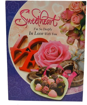 Reliable Wonderful Sweetheart Greeting Card