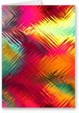 Lolprint Pattern Greeting Card (Multicol...