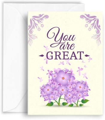 KAARTI SK0392 Greeting Card