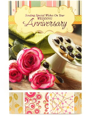 Reliable Delightful Anniversary Greeting Card