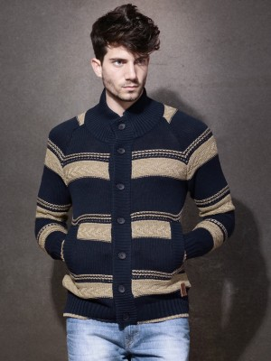 Roadster Men's Button Cardigan