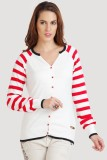 Moda Elementi Women's Button Cardigan