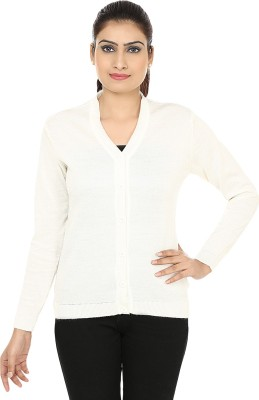Haniya Women's Button Woven Cardigan