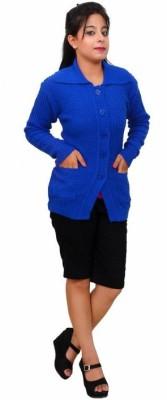 popkins Women's Button Cardigan