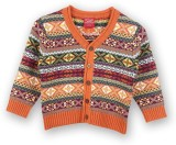 Lilliput Baby Boys Button Self Design Ca...