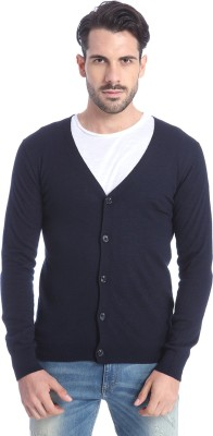 Jack & Jones Men's Button Cardigan
