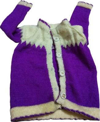 Brand Basics Baby Girl's Button Cardigan