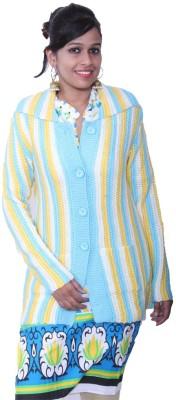 Austrich Women's Button Cardigan