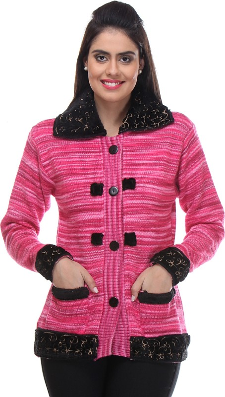 Rose Taylor Women's Button Cardigan