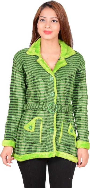 Ahhaaaa Women's Button Cardigan