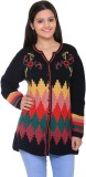 Woolpark Women's Button Cardigan