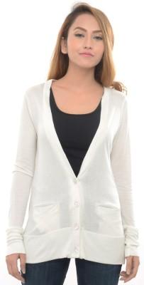 Estance Womens Button Cardigan