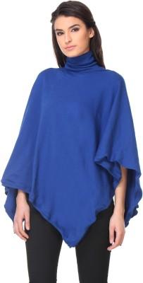 Kaaryah Women's Zipper Solid Cardigan