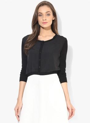 Vero Moda Women's Button Embellished Cardigan
