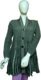 Miraaya Women's Button Self Design Cardi...