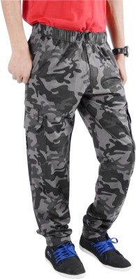 Mountain Colours Solid Men's Multicolor Track Pants