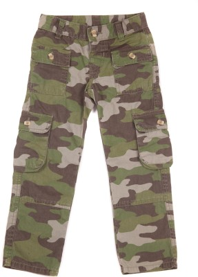 Bio Kid Military Tactical Pant Boy's Cargos