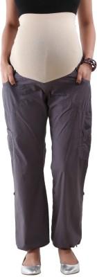 Kriti Western Maternity Pant Grey Women's Cargos