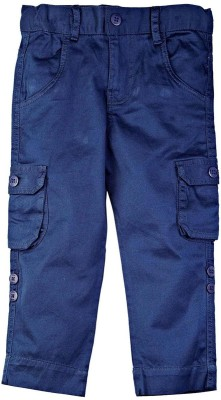 Oye Cargo Pant with Top Rib Baby Boy's Cargos