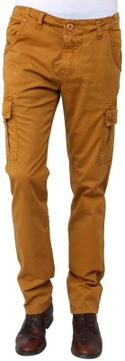 Wear Your Mind Gold Men's Cargos