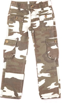 Bio Kid Military Tactical Pant Boy's Cargos