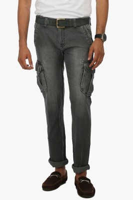 Flippd Grey goose six pockets Men's Cargos