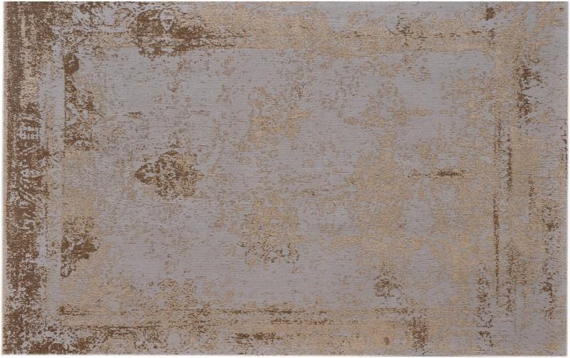Nirmal Beige Chenille Carpet(120 cm  X 180 cm)