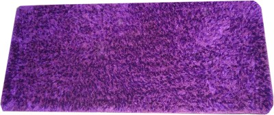 SKYTEX Lavender Cotton Polyester Blend Runner