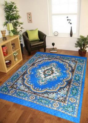 IWS Multicolor Polyester Carpet(150 cm  X 210 cm)