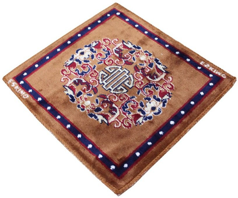 Shital Brown Acrylic Carpet