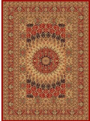Apsara Gold, Red Silk Carpet