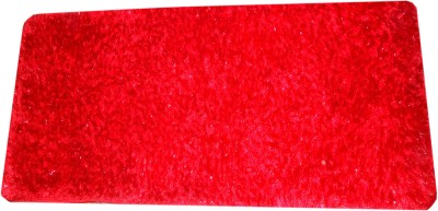 SKYTEX Red Cotton Polyester Blend Runner